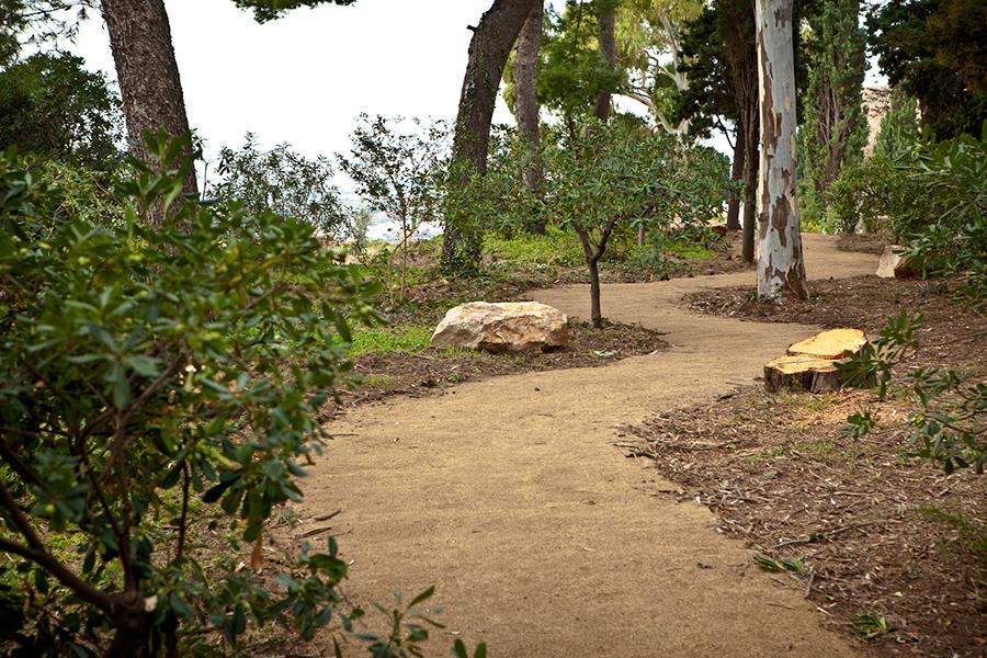 Jardín de la Mediterranea