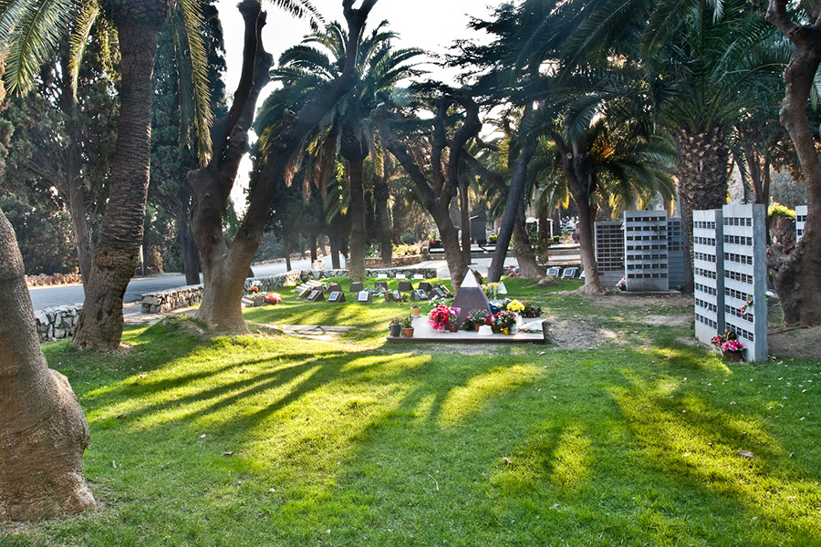 Jardín del Reposo