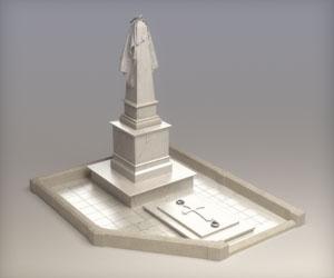 Panteón 1- Cementerio de Poblenou