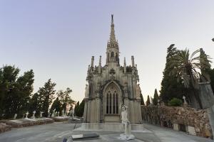 Panteón Joan Gener- Cementerio de Montjuïc