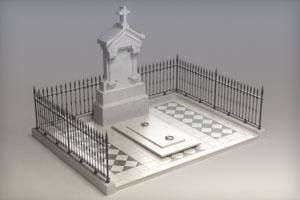Panteón 19- Cementerio de Poblenou