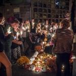 Ruta nocturna del cementerio de Poblenou