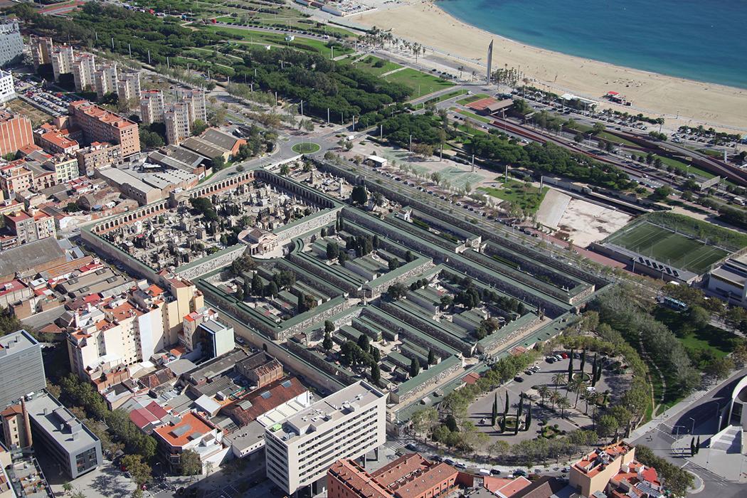 Cementiri - Poblenou - Cementiris de Barcelona