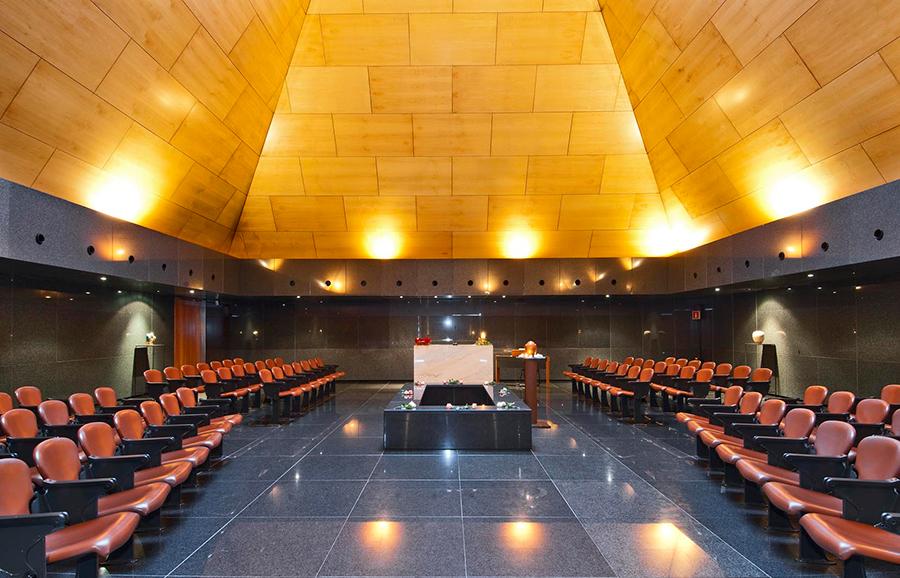 Sala de comiats de Montjuïc