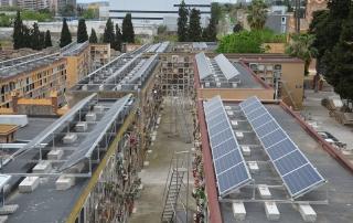 Primer equipamiento autosufuciente energéticament de la ciudad de Barcelona