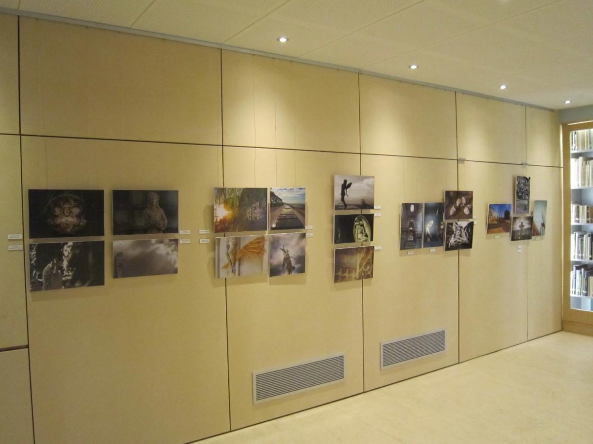 Exposició fotogràfica Cementiri és ciutat