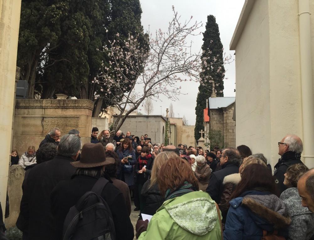 Festa de l'Ametller Florit. Homenatge al poeta Joan Maragall