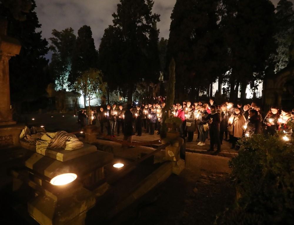 Inscripcions Exhaurides -Ruta nocturna del Cementiri de Montjuïc-