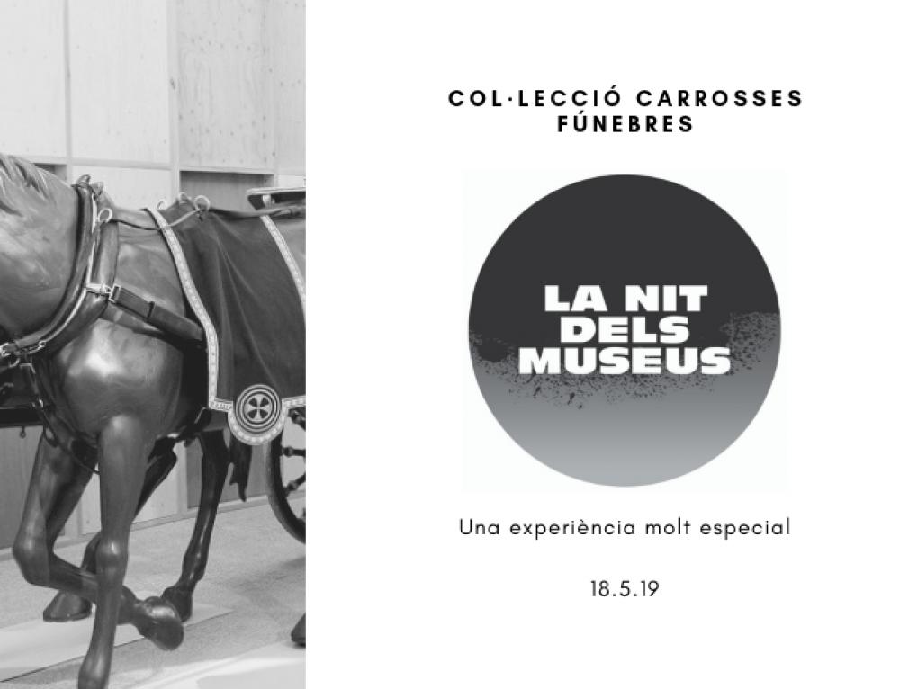 Vuelve la noche de los museos a Cementiris de Barcelona
