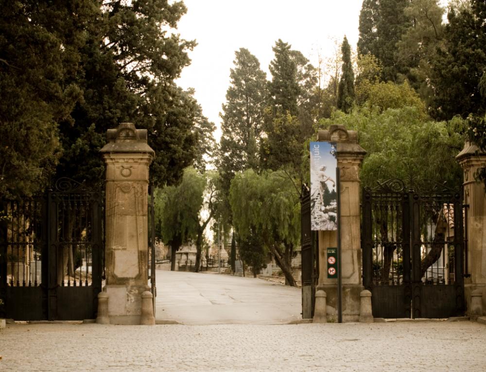 La nova normalitat als cementiris de la ciutat: Mesures de contingència dins dels recintes