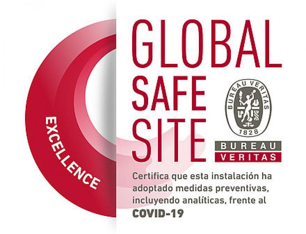 Cementiris de Barcelona certificado en seguridad Covid-19