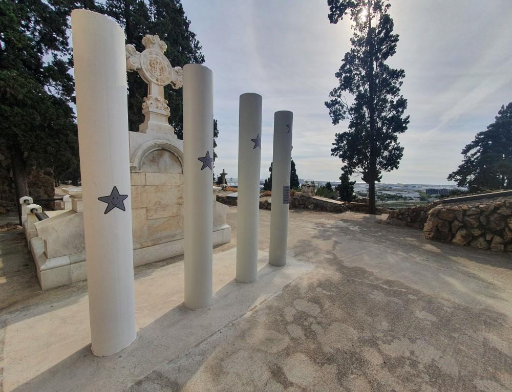 El Cementiri de Montjuïc obre un espai de dol gestacional i neonatal