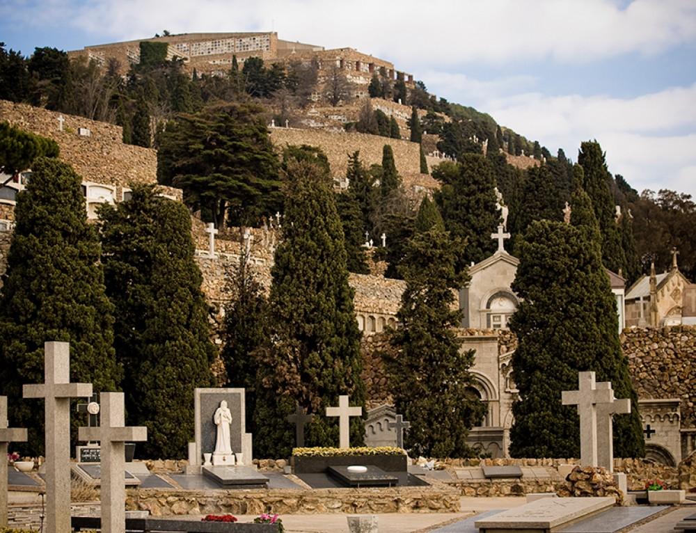 Cementiris tancants a causa del vent – Diumenge 24 de gener