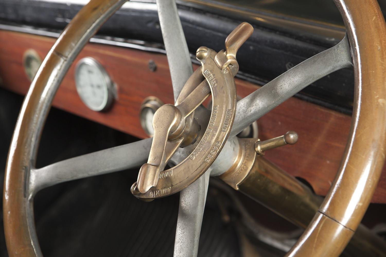Volant Hispano Suiza