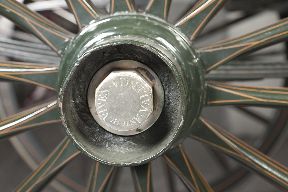 Boixa roda