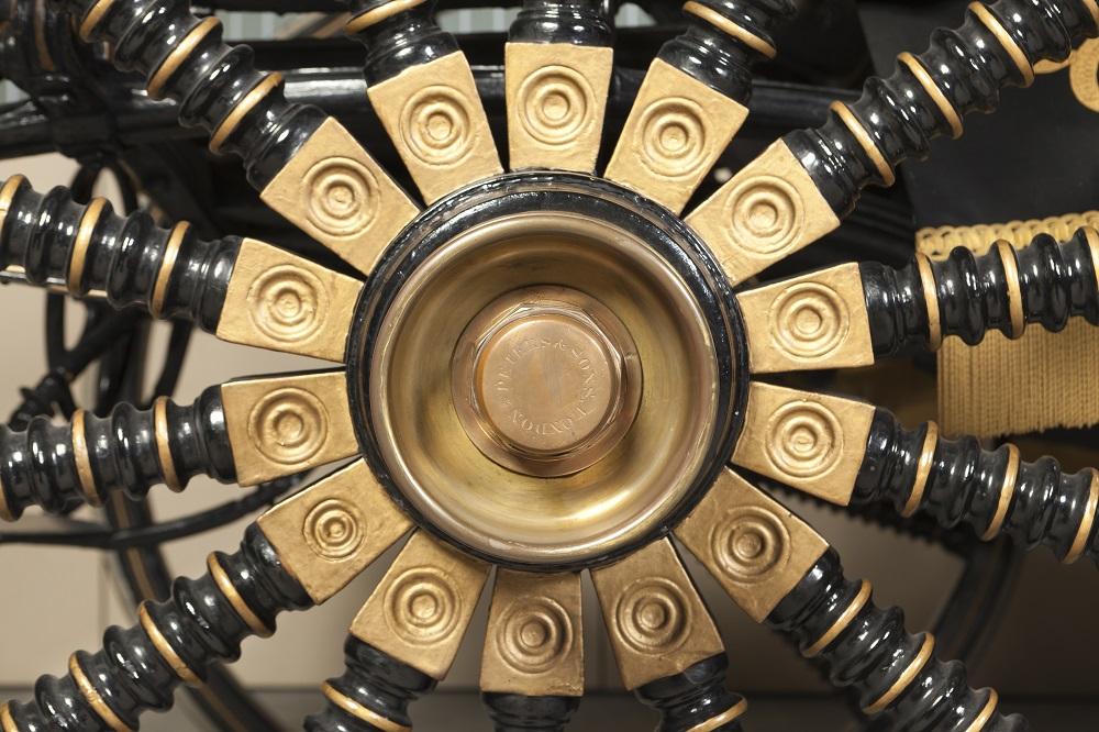 Ornament de la roda