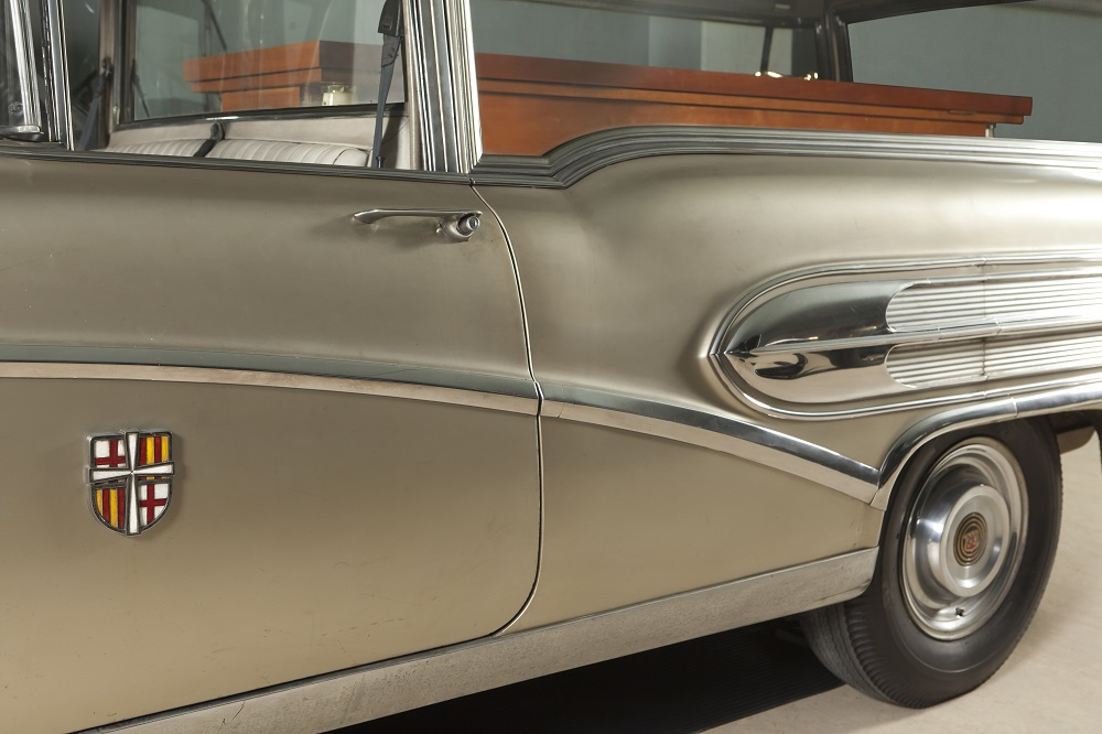 Detall lateral Buick