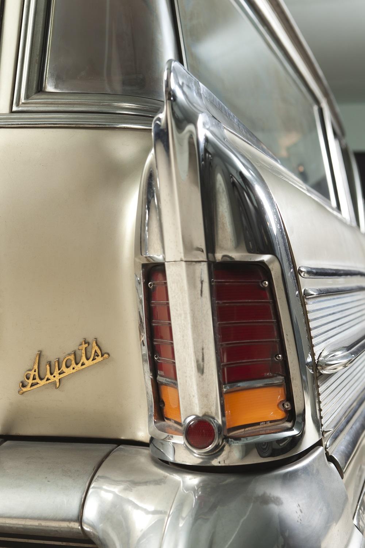 Detall model Buick